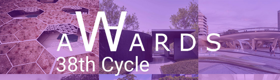 Jury Members at World Architecture Community Awards 38th cycle