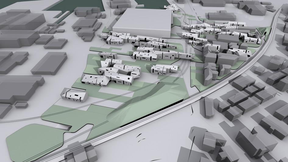 Nyhavna District Masterplan