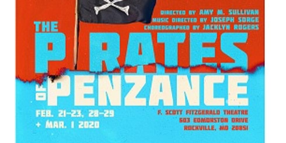 """The Pirates of Penzance"""
