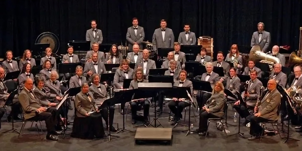 "Rockville Concert Band's ""Spanish Road Trip"""