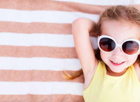Should Children Wear Sunglasses?