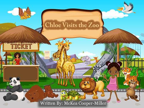 Chloe Visits the Zoo