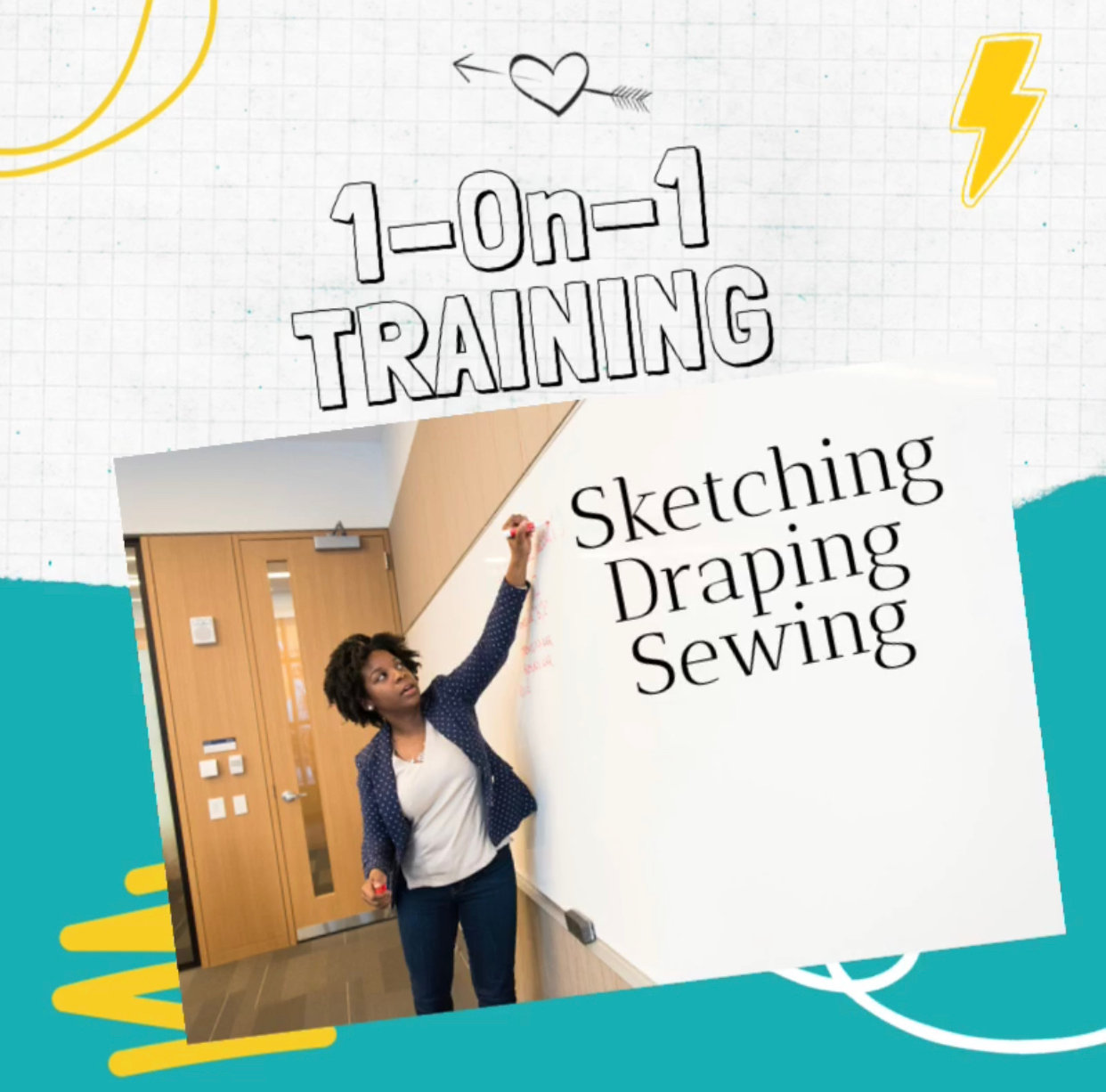 Private Sewing Classes Up to 4 People