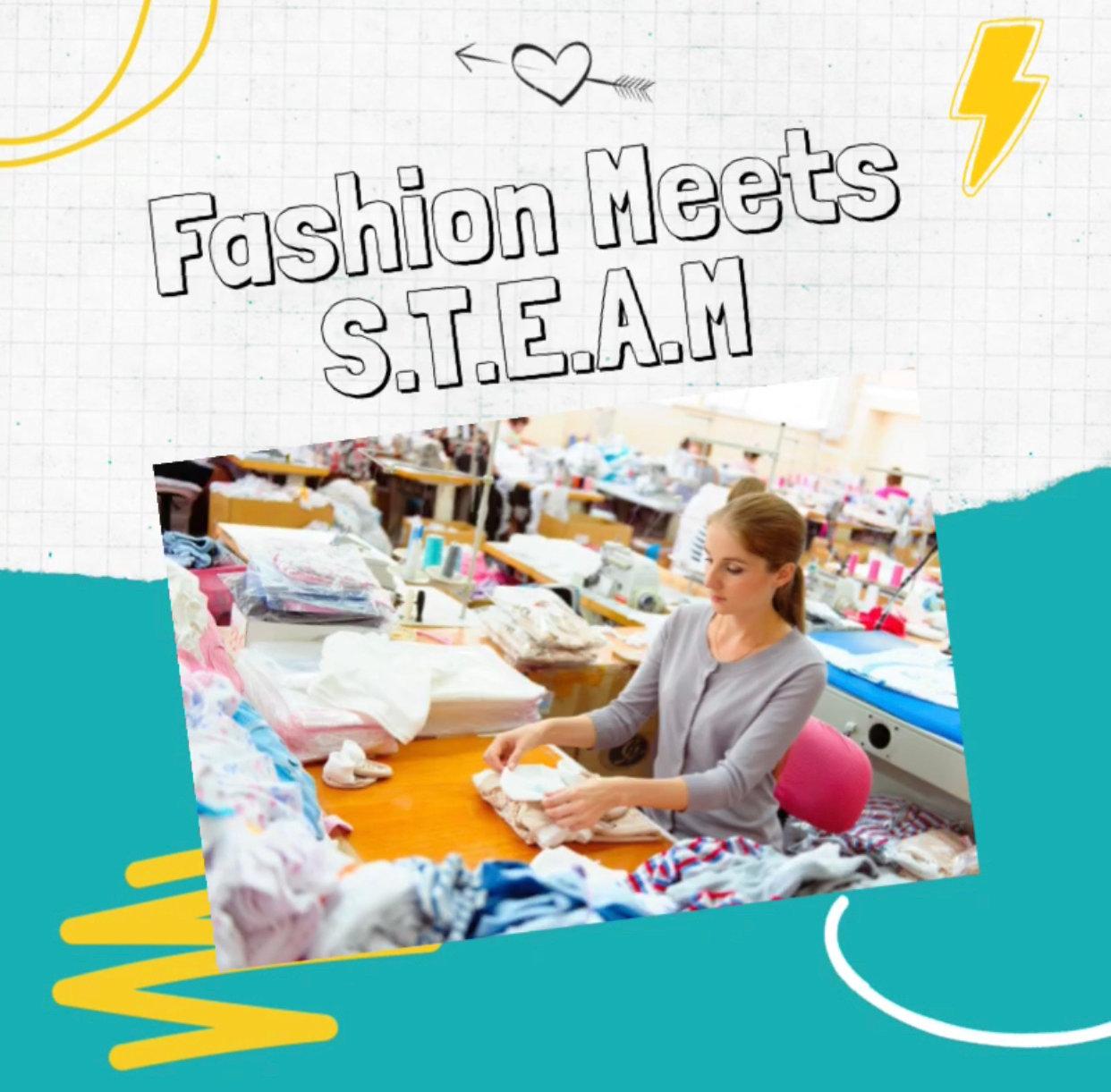 Children & Teens Fashion Design Classes