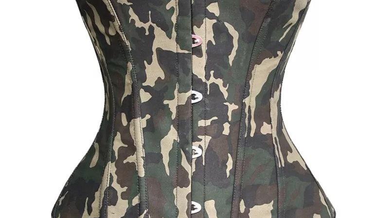 Army Fatigue - Fashion to Figure