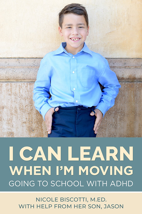 I Can Learn When I'm Moving