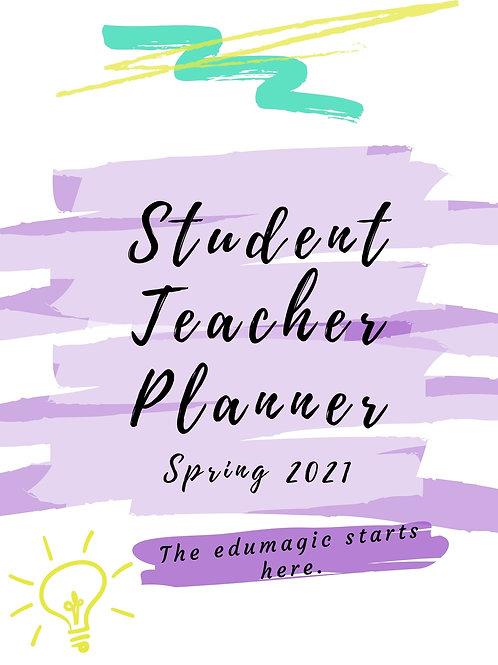 EduMagic Student Teacher Binder
