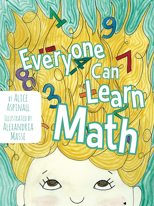 Everyone Can Learn Math - Hardback