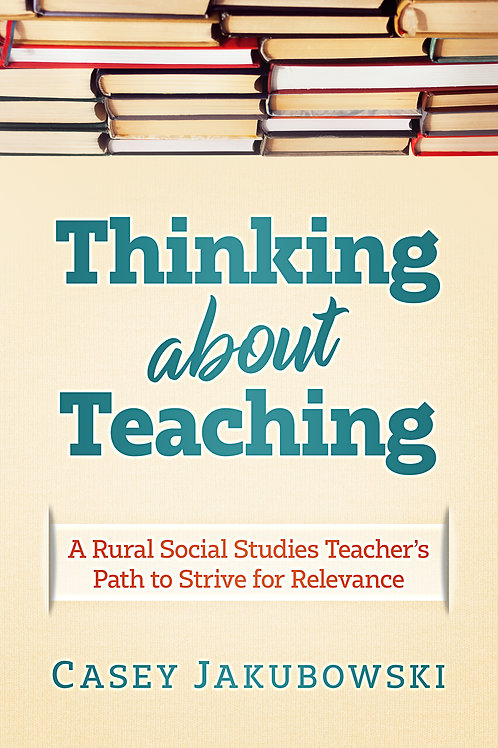 Thinking About Teaching