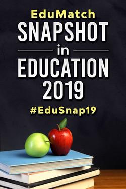 EduMatch Snapshot in Education 2019