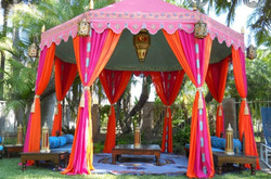 Moroccan Tenting