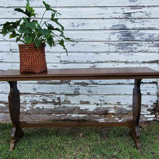 Head Table or Serving Table