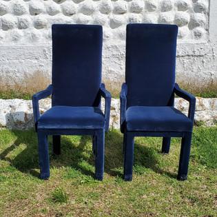 Cobolt High back Chairs