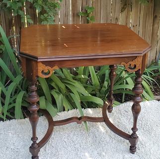 French Country Cake Table