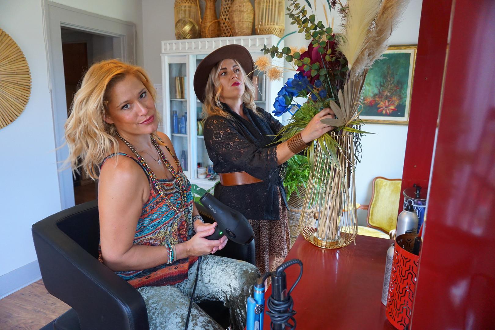In-House Salon (Bungalow Salon)