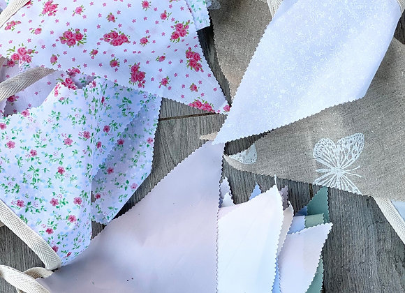 Party Fabric Bunting