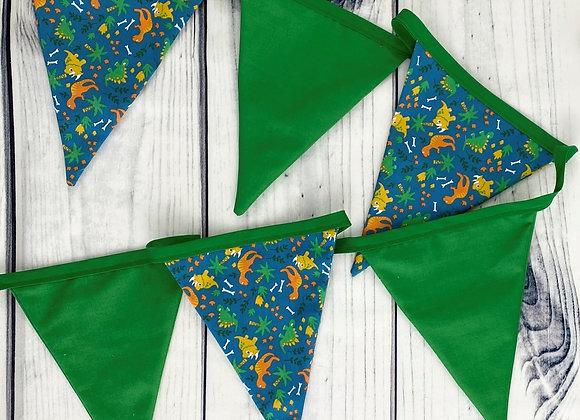 Dinosaurs Fabric Bunting