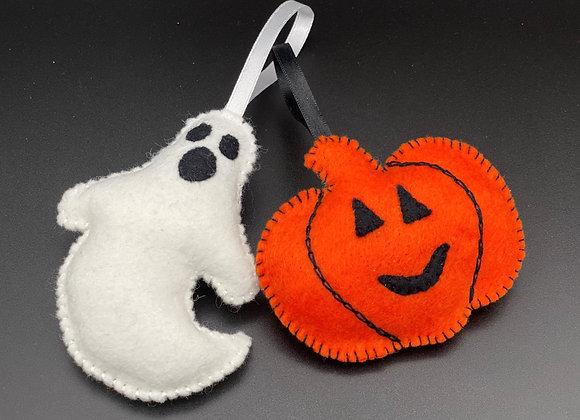 Halloween Felt Decorations