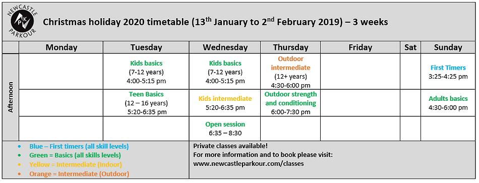 christmass holiday timetable..PNG