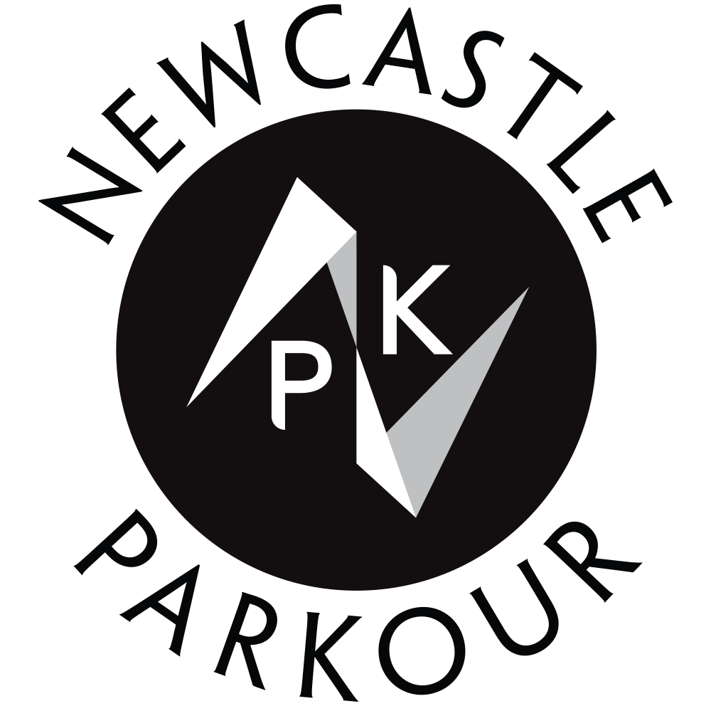 Newcastle parkour logo
