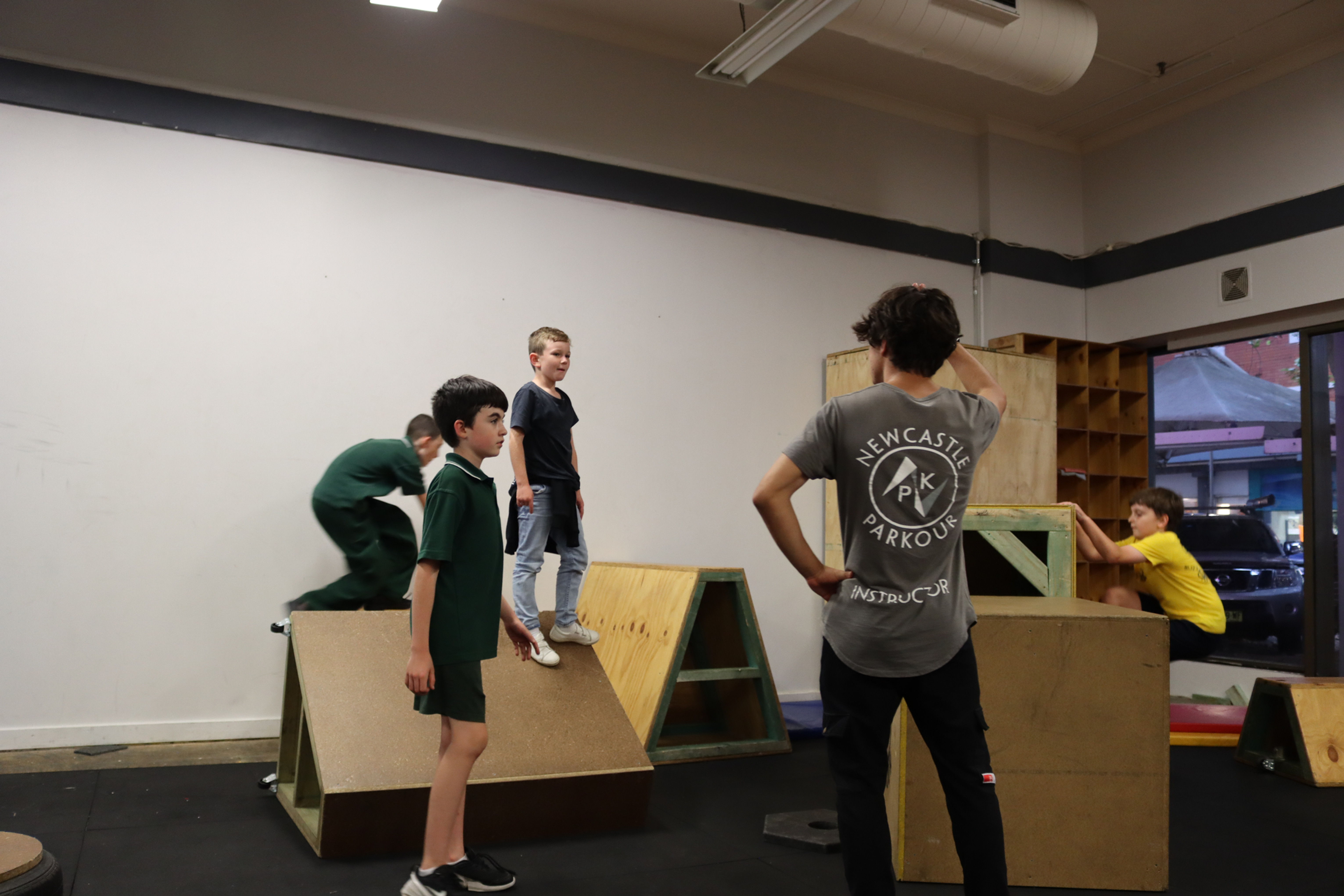 First Timers class (7 - 13Yrs)