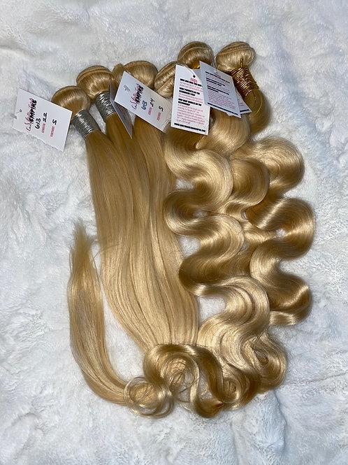 613 Blonde Bundle Deal + Closure