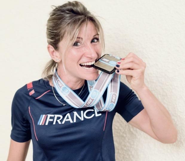 Vice Championne du Monde de trail 2017