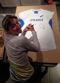 2017 - Séléction Equipe de France