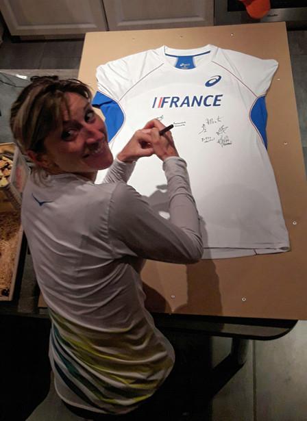 2017 - Selection Equipe de France