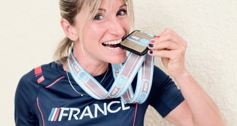 Amandine Ferrato - Vice Championne du Monde de Trail