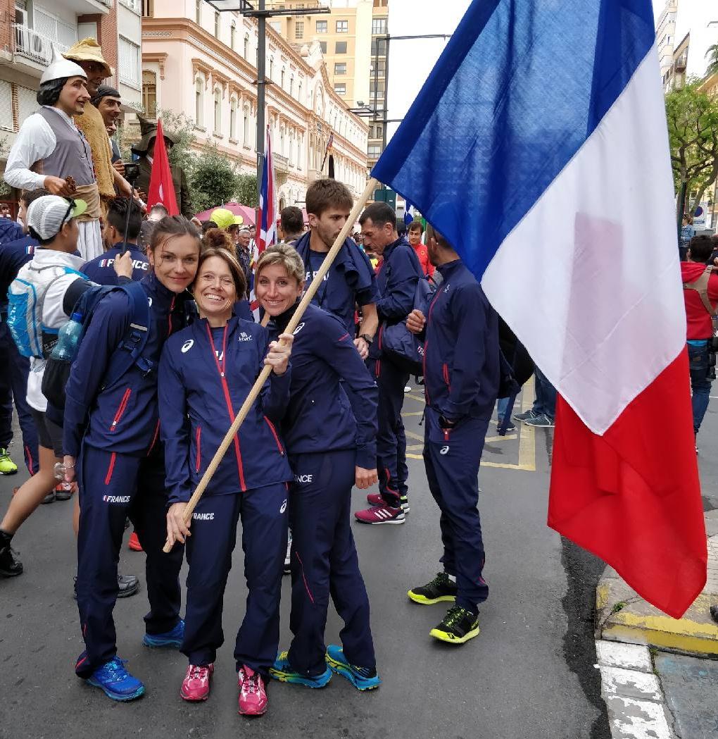 Défilé Equipe de France 2018