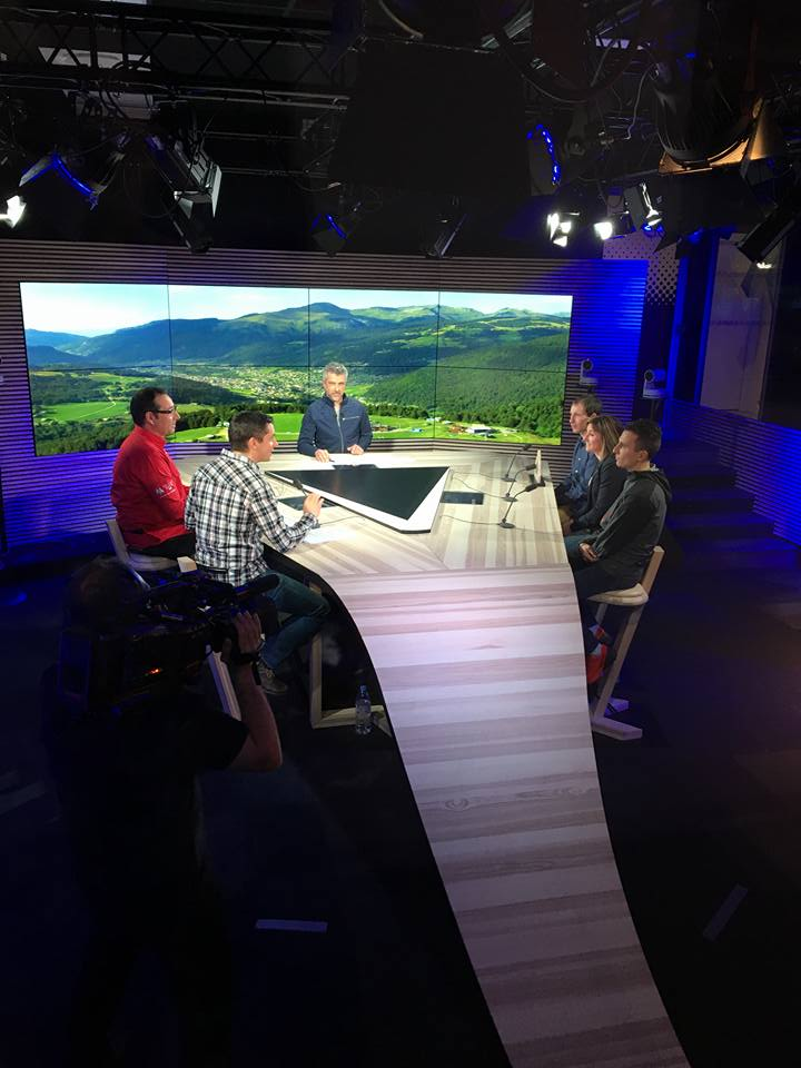 2018 - Direct 8 Mont Blanc TV