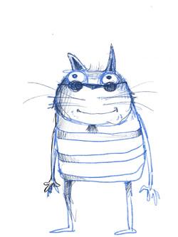 Bebop Cat