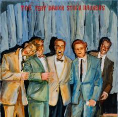 Fiv Very Drunk Stock Brokers