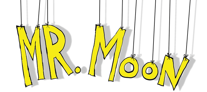 Title Card Mr. Moon