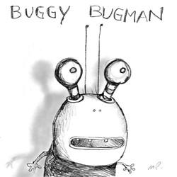 bugman sketch
