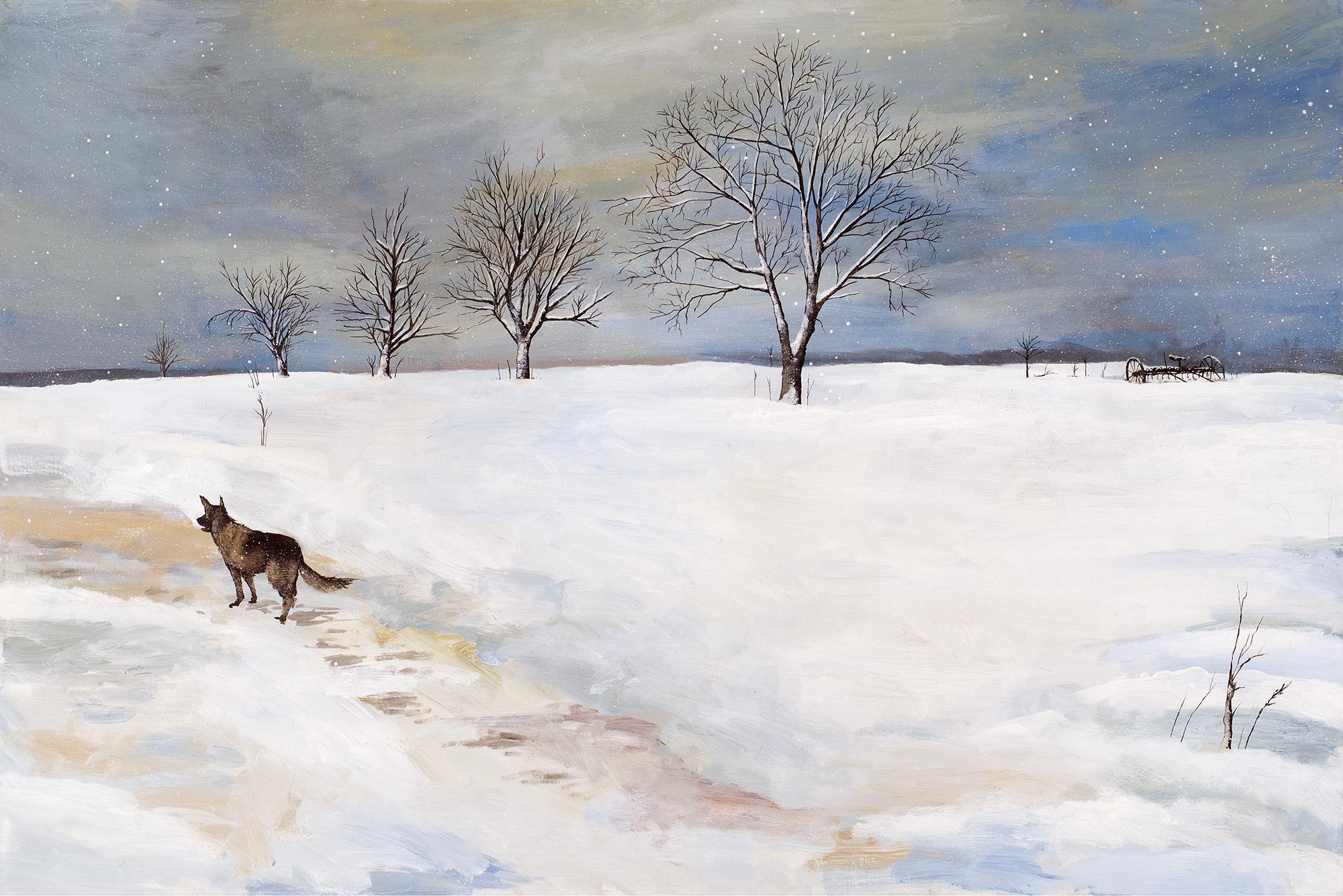Priscilla's Winter