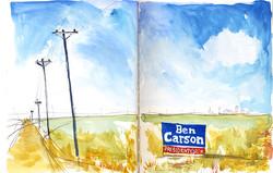 Ben Carson in Iowa