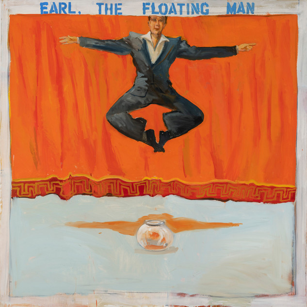 Earl, The Floating Man