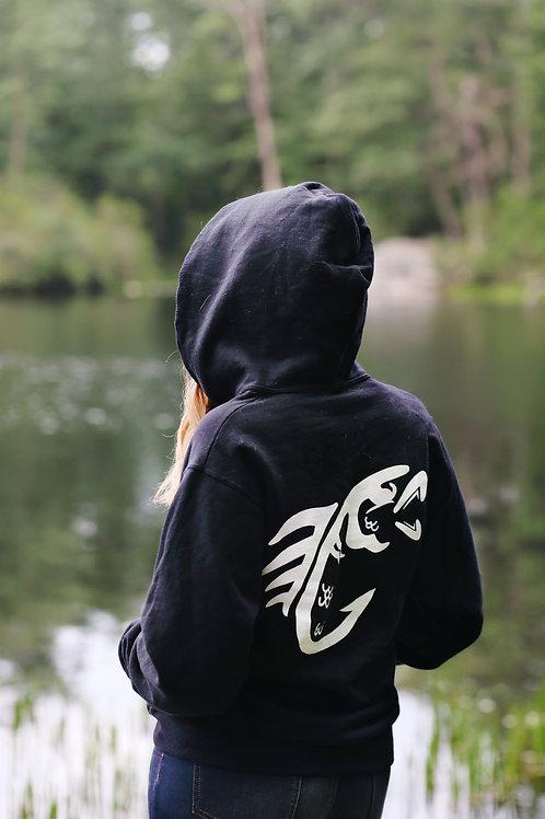 Black Hoodie Unisex