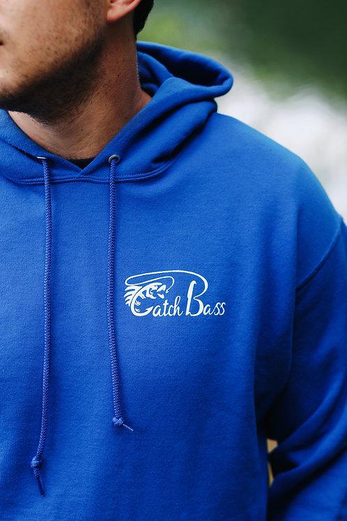 Royal Blue Hoodie Unisex