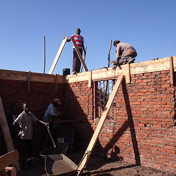 Classroom in Lilongwe