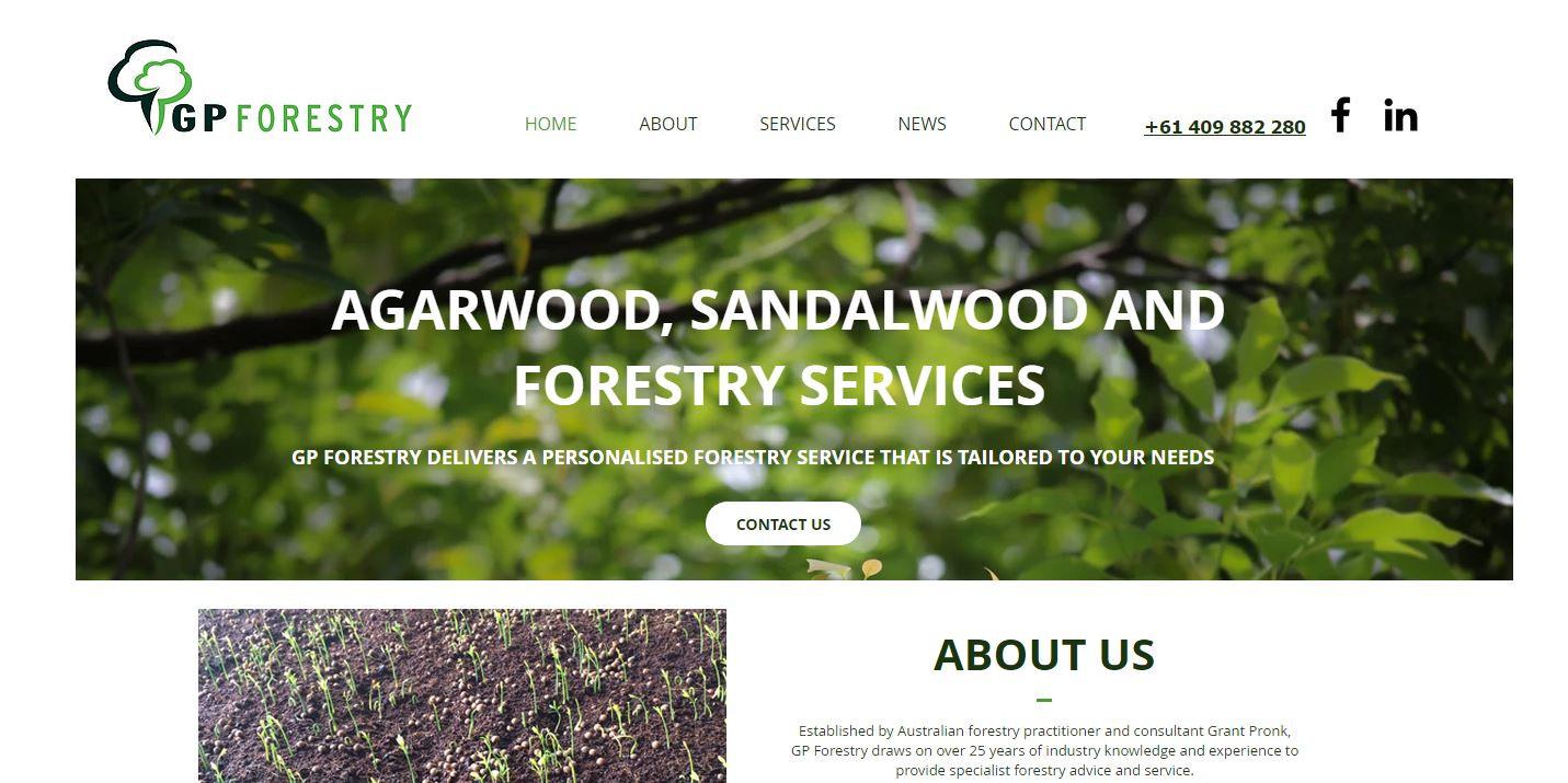 GP Forestry | Sandalwood & Forestry Service - Sandalwood