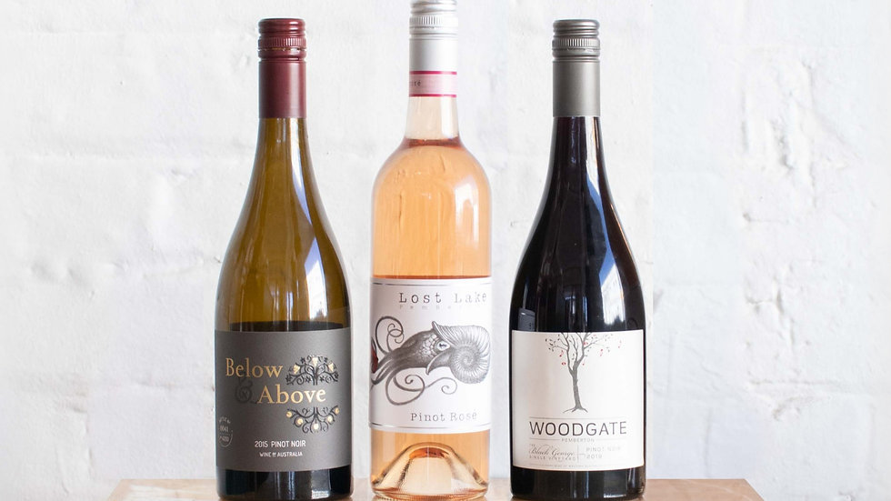 Southern Forests WA Pinot Trio Pack