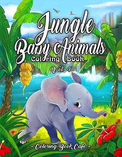 Baby Animals Vol. 4 Jungle