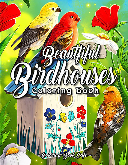 Beautiful Birdhouses