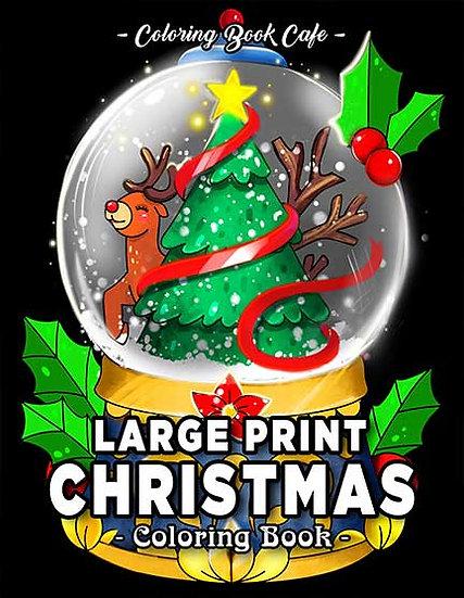 Large Print Christmas