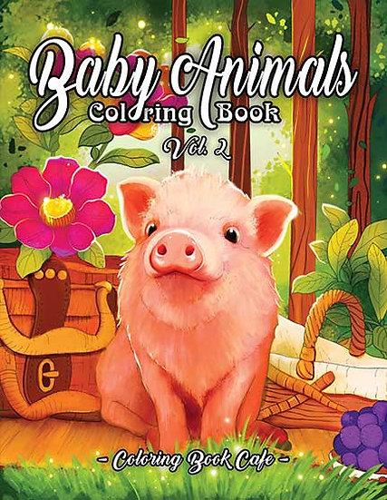Baby Animals Vol. 2