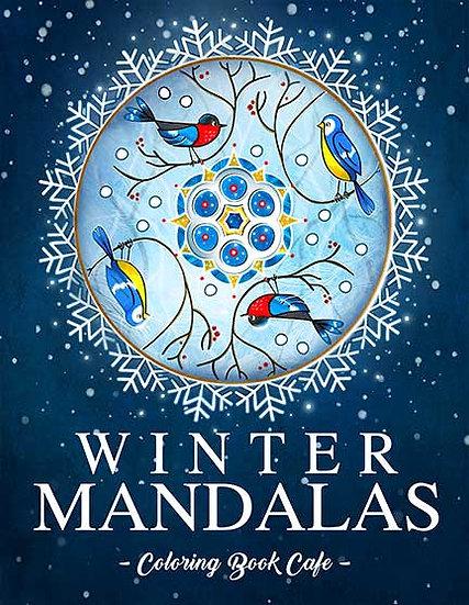 Winter Mandalas