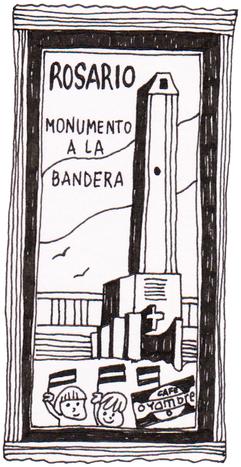 Rosario Monumento